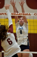 Gallery: Volleyball Gig Harbor @ Capital